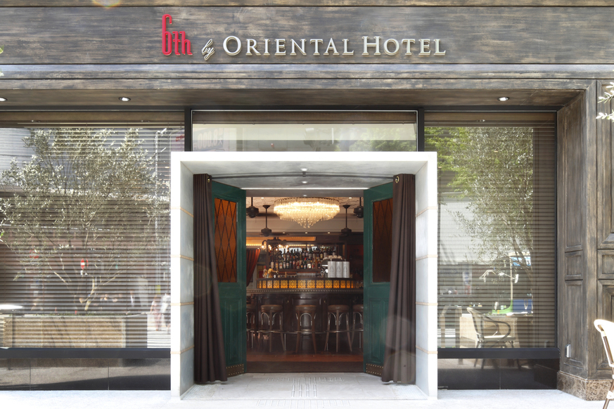 Hotel oriental 6th by