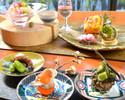 桜の季節にちなんだ吟食材で彩る春限定「花観コース」