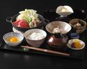 黒毛和牛すき鍋ランチ【平日限定20食】