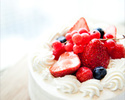 水果蛋糕4-6人