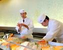 Book a Sushi seat (Monday to Thursday lunch time)