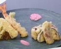 天ぷらディナー 若葉