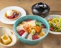 "Sushil Lunch ""Chirashi sushi"""