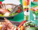 【ディナー】海鮮ディナーコース
