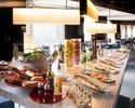 ●[Weekday] Italian Lunch buffet (Senior Citizens(65+))