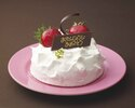 【13:30-14:30】ストロベリー・ショートケーキを予約する