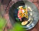 【当店一番人気ランチ】旬の野菜や魚を使用した人気ランチ全5皿