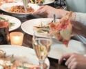 ◆平日限定◆女子会パーティープラン フリードリンク付き◆ランチ時は2.5時間飲み放題!◆4,000円(税込)