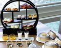 Hong Kong high tea set(Half size Dan Dan noodle set)