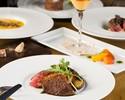 お肉とお魚のフルコース