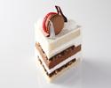 スーパーチョコレートショートケーキ