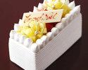 クリスマスラブショートケーキ