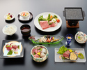 Ishibi Kaiseki (day and night available)