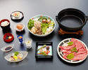 Beef sukiyaki 【Dinner from 11 am to 7 pm】