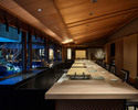 【Sushi Dinner】 Reserve a Sushi Counter