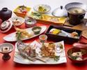 お祝い会席 ¥12,220  プラン ※5日前までのご予約受付となっております