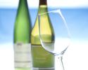 テラス席限定ボトルワイン付きブッフェ 平日ランチ