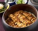 """""""July and  August"""" Seasonal Limited Lunch [Hitsumabushi (large Sheng)]"""