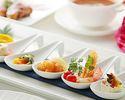 【土日祝限定】週替わりのお得なランチプラン!女性に嬉しいデザートブッフェ付!