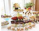 【土日祝限定】オリジナルコース!厨房長厳選の季節の食材を使ったランチをご堪能!