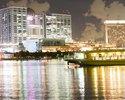 【 on Saturdays, Sundays and public holidays.12:30  16:00departures】 UKIFUNE-MARU Odaiba Cruise