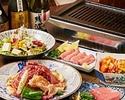 肉食!4000円で焼肉、他50種類のフード、ドリンクが食べ飲み放題!【2,5h】