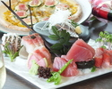 【【Everyday】 6 dishes + all-you-can-drink 3 hours banquet course ¥ 3,500 per person