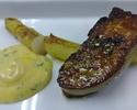 お箸で食べられる料理とおもてなしから生れる創作フレンチ「誉(homare)」国産牛フィレ肉の炭火焼など全7品