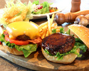 [Lunch] Pier21 Special Hamburger ~For Two~