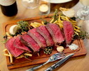 Advantageous BROOKLYN course. Enjoy and compare 40-day Dry-aged, Japanese Beef!  ☆With all-you-can-drink plan ☆