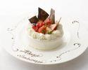 【WEB予約限定★ホールケーキ&大型モニター演出付き】豪華ステーキ含むアメリカ料理 スパークリング3時間飲み放題のお祝いプラン