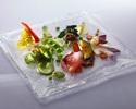 11,880円→8,800円!食後中国茶付き 翠燕GREEN SWALLOW (Vegetarian)