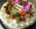 3MM BAR 【@5480円3hコース:ホールケーキ付お料理8品+3H飲放題&シャンパンタワー付き】