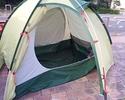 宿泊用テント(grand hut 2)・・・3,500円(税込3,850円)