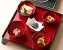 お食い初め膳 ¥6,050(税サービス料込)