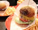 選べる神戸牛バーガーランチコース