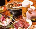 (3 people ~) 【110 premium all you can eat yakiniku yakiniku】