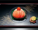 Night course meal 25,000 yen Seasonal crab course