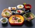 桜御膳(桜海老炊き込みご飯)