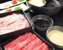 【Party menu】Shabu-shabu all-you-can-eat for 90min (Adults)
