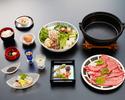 牛すき焼き【お昼11時~14時30分】