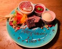 Dessert plate small size 2000 Yen (excluding tax)