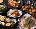 【忘年会に♪】旬菜コース 7,000円〈全10品〉2時間飲み放題込