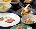 季節の料理コース 5,000円(税別)