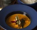 """世界のタイ料理集結!世界3大スープや世界で一番おいしい料理""""マッサマンカレー""""のスペシャリテ&ワイン・リゾートカクテルなど全40種飲み放題150分"""