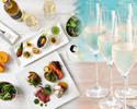 [Special offer for Online Booking] Weekday Lunch Buffet & Sparkling Wine