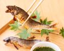 鮮魚や旬食材を華麗な技で芸術性の高い一皿へ。会社接待やお顔合わせに