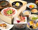 オープン1周年記念 特別コース 日本料理
