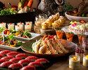 [Dinner] Buffet - SEAFOOD GATHERING feat. TUNA & SCISSORS !  -