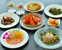 【Dinner Course】7/1~ チリクラブコース+2時間飲み放題 6000円